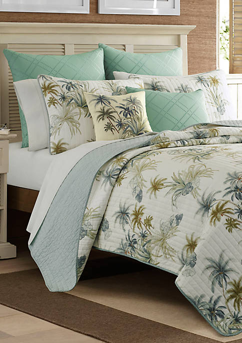 Serenity Palms Quilt