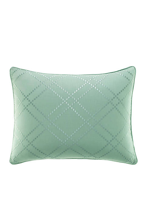 Serenity Palms Breakfast Pillow 14-in. x 20-in.