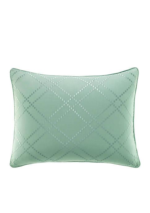Serenity Palms Breakfast Pillow 14-in. x 20-in.