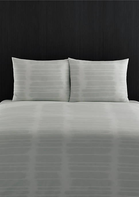 Painted Stripe Standard Sham