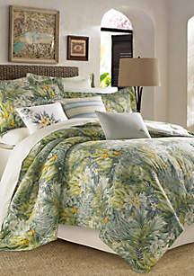 Cuba Cabana Queen Comforter Set