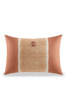 Cayo Coco Ikat Breakfast Pillow