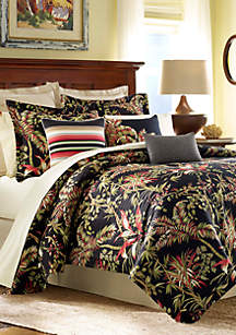 Tommy Bahama® Jungle Drive Reversible Comforter Set