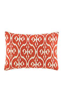 Rio de Janeiro Ikat Decorative Pillow