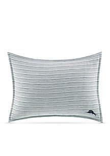 Raw Coast Striped Decorative Pillow