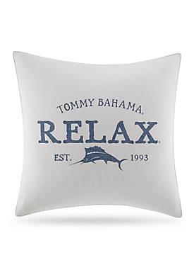 Raw Coast Relax Decorative Pillow
