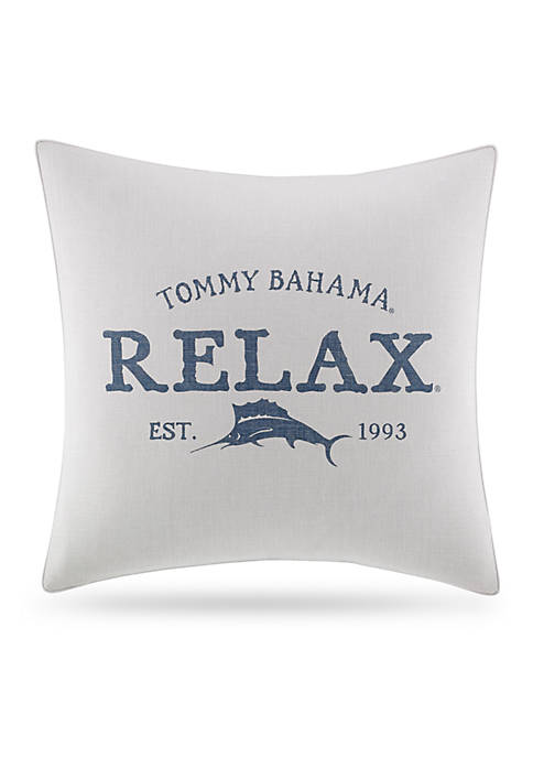 Raw Coast Relax Decorative Pillow