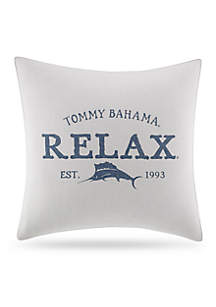 Tommy Bahama® Raw Coast Relax Decorative Pillow