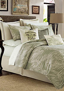 Palms Away Comforter Set
