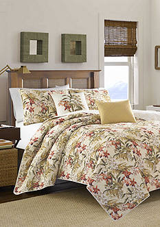 Tommy Bahama® Daintree Tropics Quilt Collection
