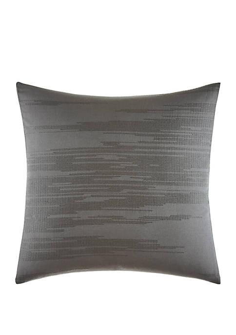 Burnished Quartz Cotton Throw Pillow