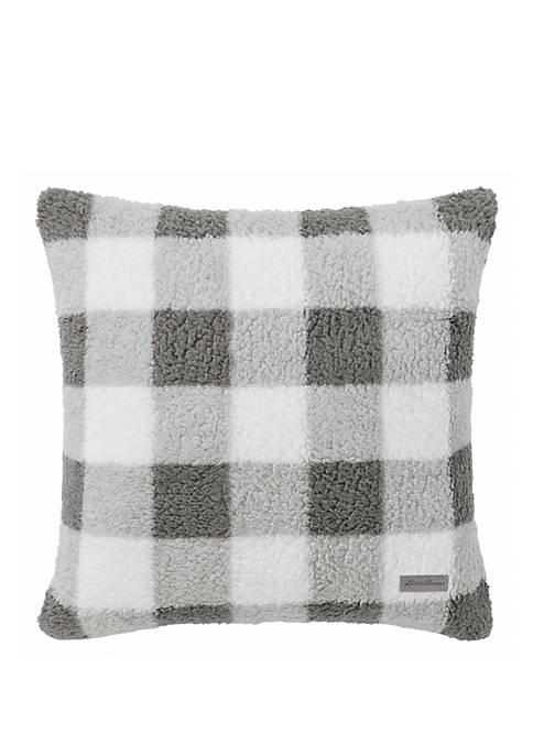 Eddie Bauer Snowfield Throw Pillow