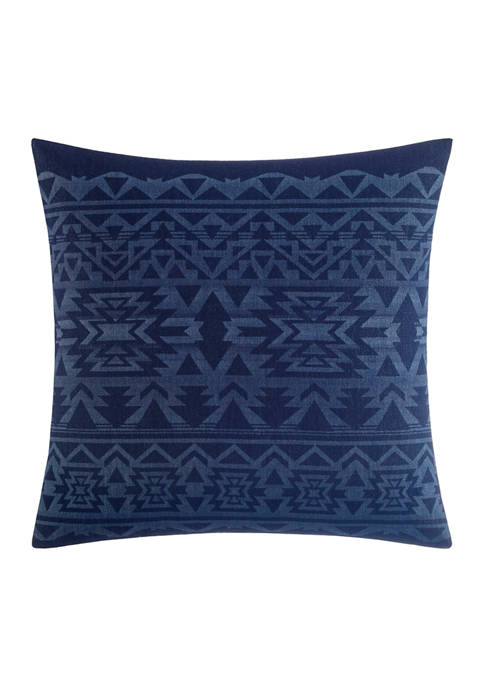 Eddie Bauer Crescent Lake Cotton Throw Pillow