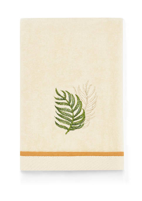 Tommy Bahama® Palmiers Cotton Fingertip Towel