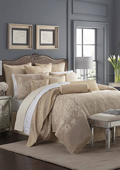 Waterford 4-Piece Abrielle Comforter Set