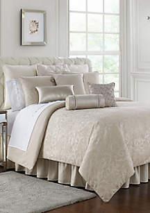 Waterford Gisella Reversible 4 Piece Comforter Set