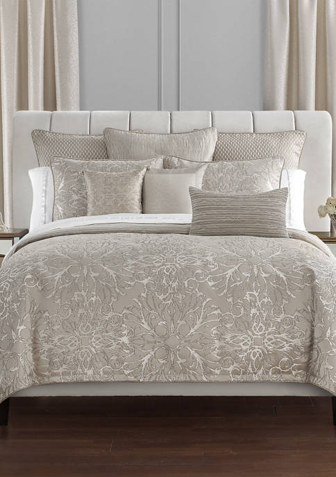 Waterford 4 Piece Arianna Reversible Comforter Set