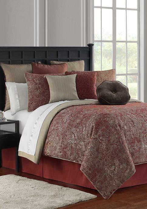 Caine 4 Piece Comforter Set