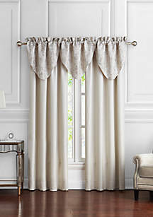 Waterford Belissa Cascade Valance Set of 3