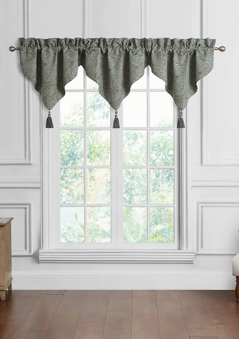 Highline Bedding Co. Garner Window Valance