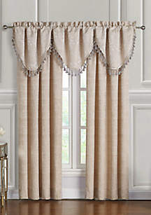 Waterford Gisella Cascade Valance Set of 3
