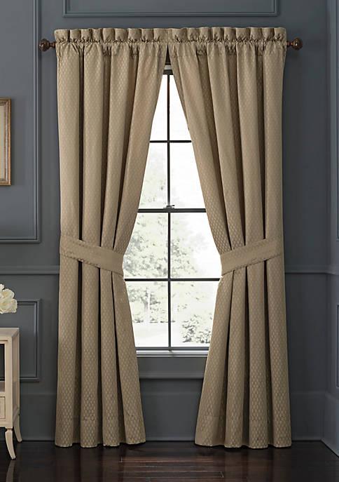 Jonet Window Panels in Spice