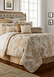 Ansonia Cream Bedding Collection