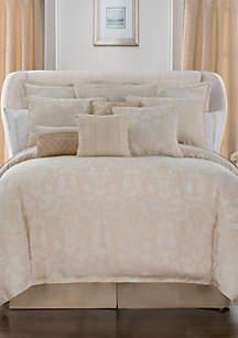 Britt Queen Reversible Comforter Set