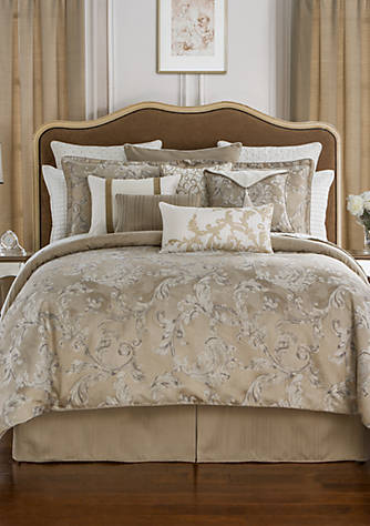 Waterford Chantelle California King Comforter Set Belk