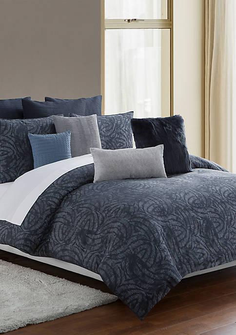 3-Piece Jakarta Queen Comforter Set