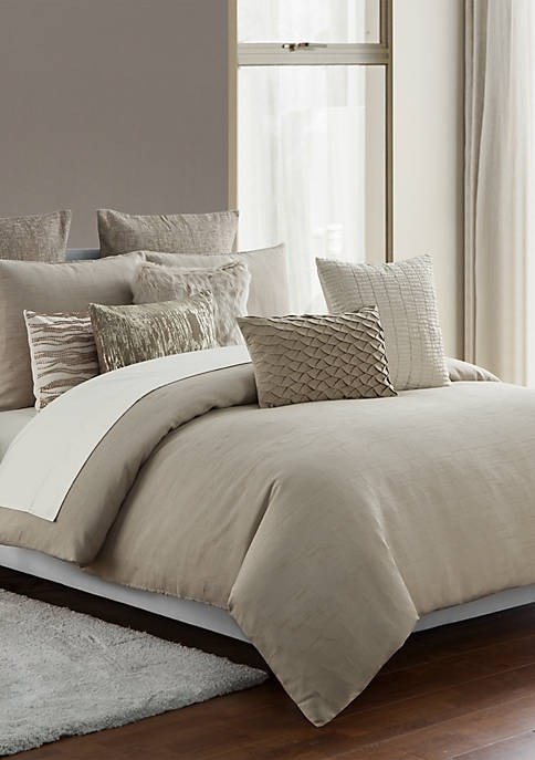 Highline Bedding Co. 3-Piece Madrid Antique Gold Queen