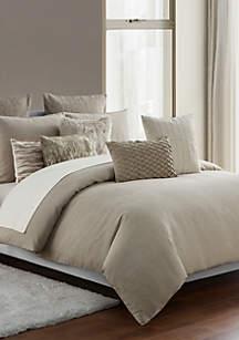 Highline Bedding Co. 3-Piece Madrid Antique Gold Queen Comforter Set