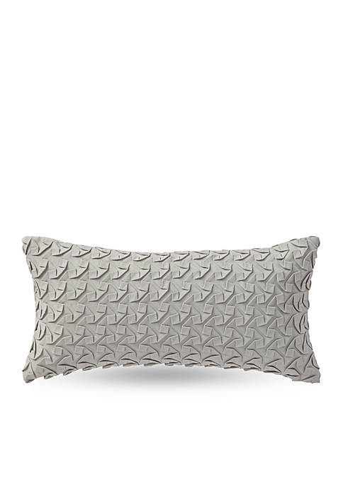 Highline Bedding Co. Adelais Faux Suede Decorative Pillow