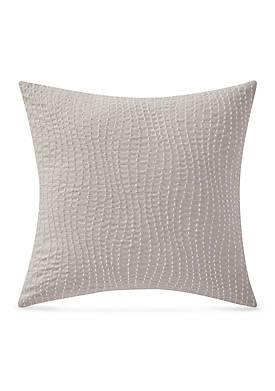 Adelais Embroidered Decorative Pillow