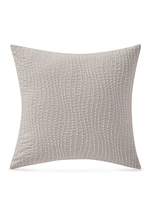 Highline Bedding Co. Adelais Embroidered Decorative Pillow
