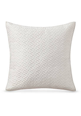 Adelais Quilted Decorative Pillow