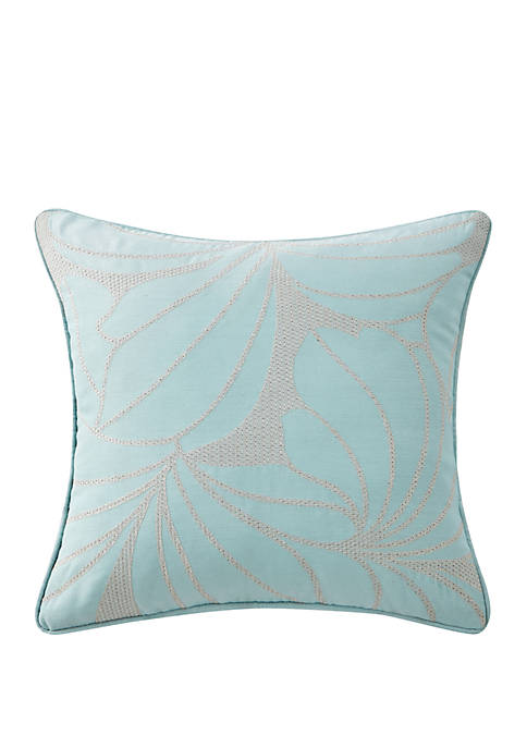 Highline Bedding Co. Abstract Floral Decorative Pillow