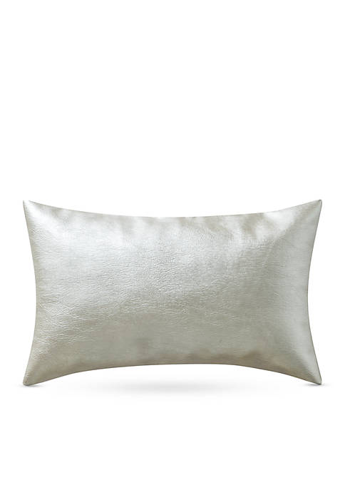 Highline Bedding Co. Azara Metallic Decorative Pillow