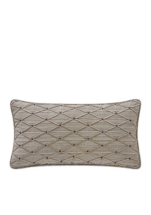 Bainbridge Beaded Decorative Pillow