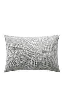 Belize Blue Haze Decorative Pillow