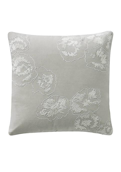 Highline Bedding Co. Belize Blue Haze Decorative Pillow