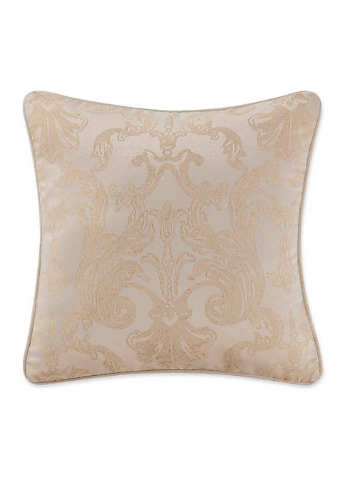 Waterford Britt Square Decorative Pillow 18-in. x 18-in.