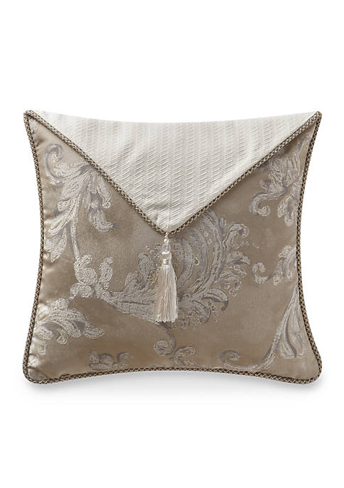 Waterford Chantelle Square Decorative Pillow