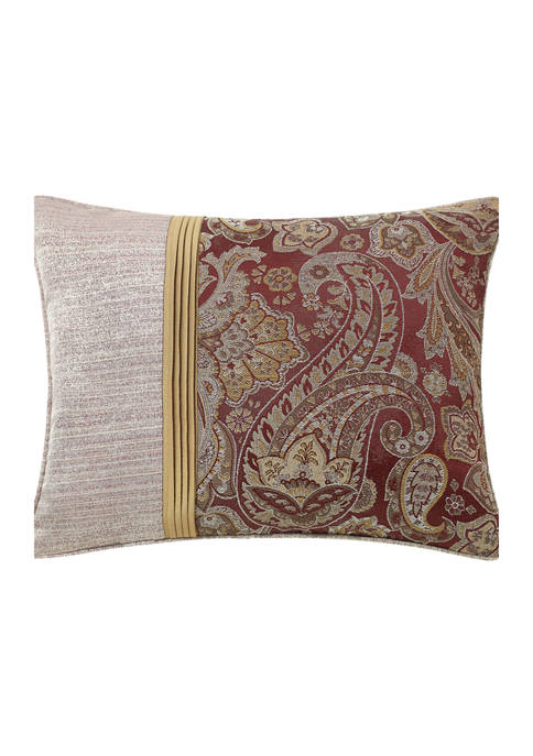 Danehill Red 16 in x 20 in Decorative Pillow