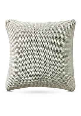 Driftwood Knit Decorative Pillow