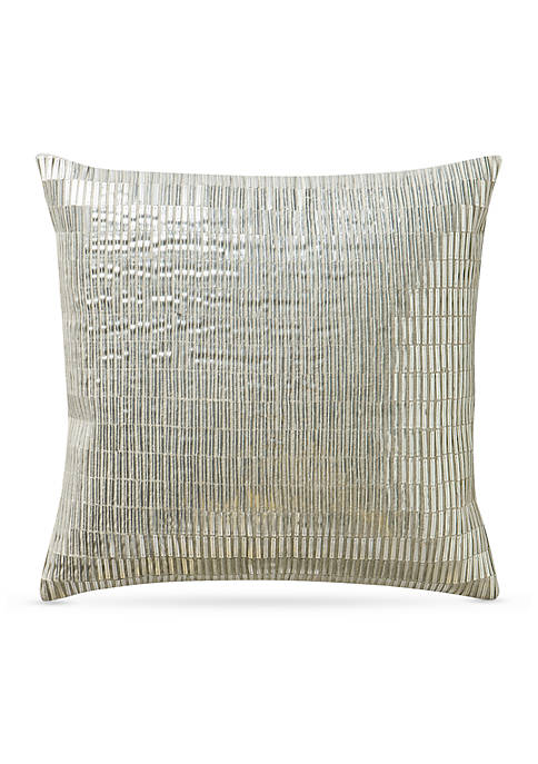 Highline Bedding Co. Driftwood Paillette Decorative Pillow