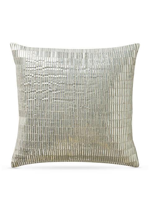 Highline Bedding Co. Driftwood Paillette Decorative Pillow