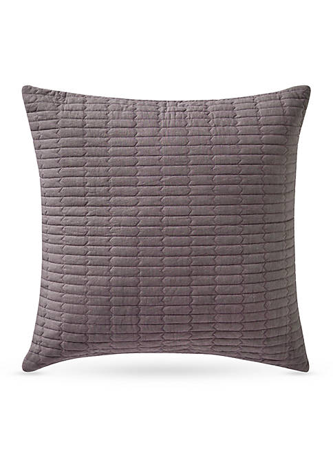 Highline Bedding Co. Driftwood Quilted Decorative Pillow
