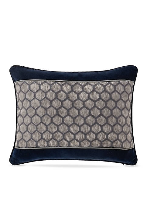 Waterford Gabion Honeycomb Decorative Pillow