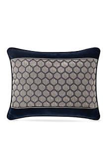 Gabion Honeycomb Decorative Pillow